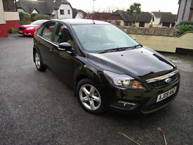 2009 Ford Focus 2.0TDCI Zetec *** Low Miles*** FSH *** UK Delivery available.