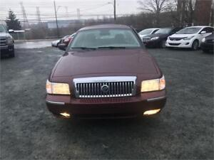 2007 Mercury Grand Marquis LS Ultimate