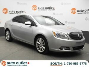 2013 Buick Verano Leather 4dr FWD Sedan,Heated Seats, Heated Ste