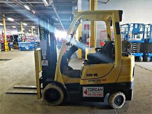 2011 // Hyster S60FT // Cushion Forklift