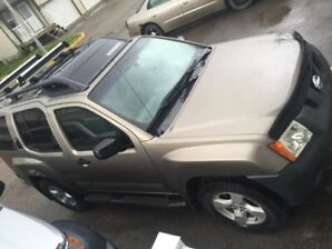 2005 Nissan Xterra SE SUV, Crossover (Reduced to 5800$)