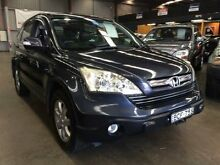 2007 Honda CR-V MY07 (4x4) Grey 5 Speed Automatic Wagon Macquarie Hills Lake Macquarie Area Preview