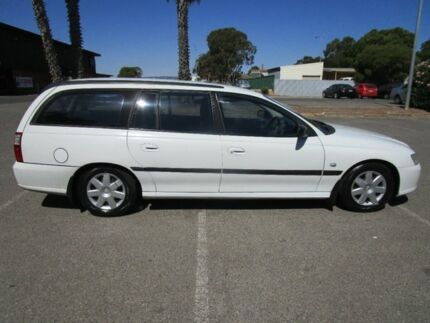 2005 Holden Commodore VZ Executive 4 Speed Automatic Wagon Clearview Port Adelaide Area Preview