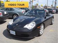 2003 Porsche 911 Carrera 4 (AWD) Cabriolet 6-Spd Custom Exhaust