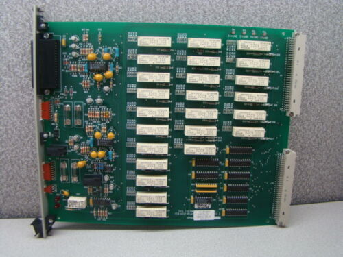 SVG THERMCO 604676-01 Relay Wet/Dry Oxide Process PCB