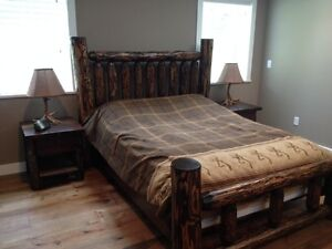 Hand crafted Timber beds by locall Co.17yrs running Comox / Courtenay / Cumberland Comox Valley Area image 2