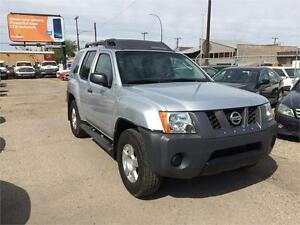 2008 Nissan Xterra SE with 128 KM only