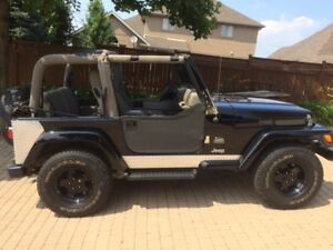 2003 Jeep Wrangler Other