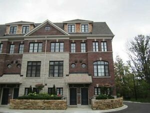 Brand New 3 Bedroom + 2 Parking Condo Townhouse