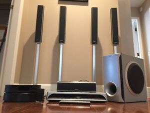 Sony S-Master Digital Amplifier DVD Super Audio CD Home Theater