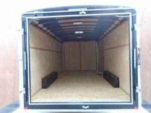 Fully Loaded Enclosed Construction Trailer - 2017 8X16 ATLAS!! London Ontario image 3