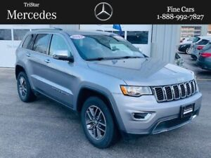 2017 Jeep Grand Cherokee 4x4 Limited LEATHER $274 BIWEEKLY ALL I