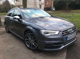 AUDI S3 2.0 TFSI SPORTBACK QUATTRO 8V 5DR 2014/64 ** CHEAPEST IN THE COUNTRY **