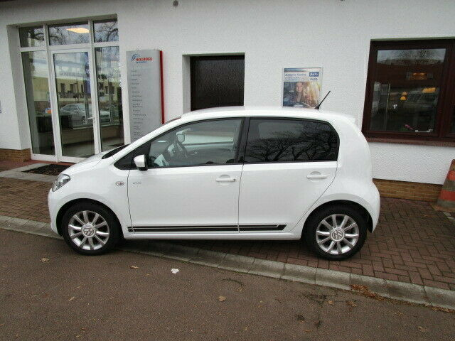 Volkswagen up! 1.0 55kW BMT club up!