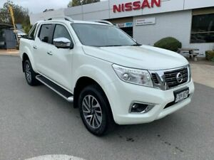 2018 Nissan Navara D23 S3 ST-X White 7 Speed Sports Automatic Utility Bridgewater Adelaide Hills Preview