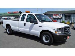 2002 Ford F250 Super Duty XL Long Box