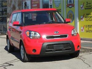 2011 Kia Soul w/AC#5SPEED#POWER GROUP