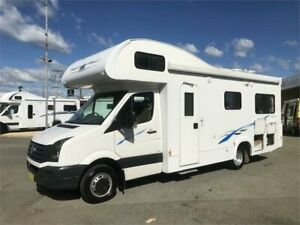 2012 Jayco Conquest Motor Home Valentine Lake Macquarie Area Preview
