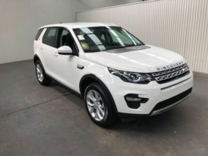 2017 Land Rover Discovery Sport L550 17MY TD4 150 HSE Fuji White Steptronic Wagon Moonah Glenorchy Area Preview