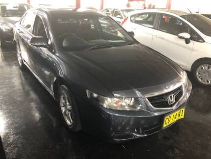 2004 Honda Accord Sedan Auto Fyshwick South Canberra Preview