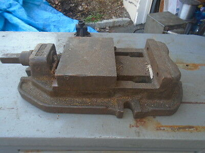 Machinist Tools Lathe Mill Mill Milling Vise 1