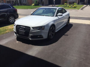 2014 Audi S5 TECHNIK Coupe (2 door)
