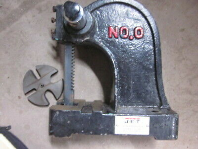 1/2  Ton Arbor Press Lever Bench Mountable Assembly Hand 33605 4 -