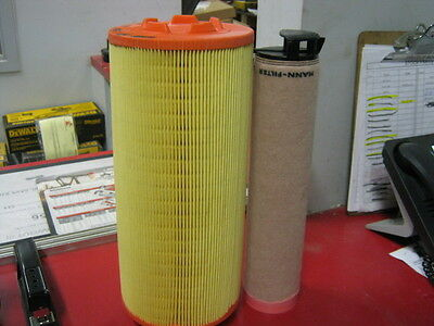 Gehl Skidtrack Loader Air Filter Set 184146 184195
