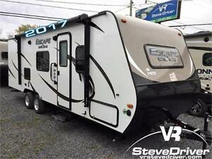 2017 KZ-RV Spree Escape 231BH (250S)
