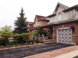 Stunning House In Prime Location Of Brampton At Allangrove Dr