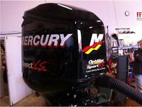 2012 Mercury Optimax Pro-XS 250 with Sportmaster 1.75 gearcase