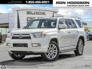 2010 Toyota 4Runner LIMITED LOW KM MINT CONDITION