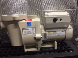 SWIMMING POOL VARIABLE SPEED PUMPS