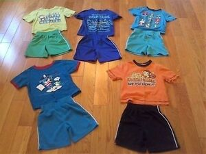 Boys Size 3 Summer Clothes --great condition!