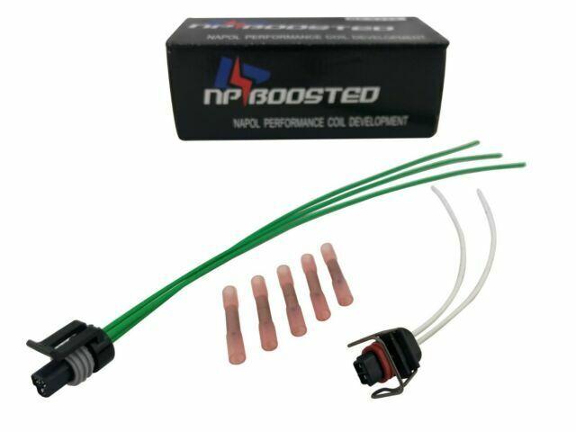 Genuine Ford OEM 7.3L Powerstroke Diesel Fuel Injector Glow Plug Wire Harness