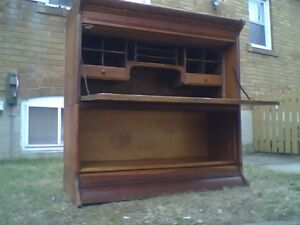 Lawyer / Barrister Stacking Bookcase Parts