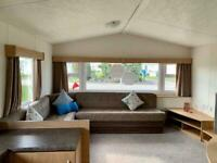 2 bedroom static caravan for sale, with heating, Dovercourt Holiday Park, ESSEX