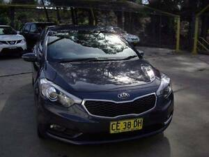 2015 Kia Cerato Hatchback Waitara Hornsby Area Preview