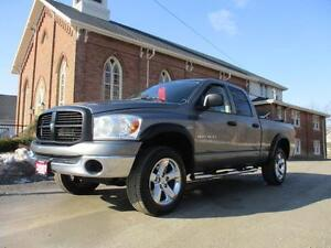 2007 Dodge Ram 1500  - 4X4 CERTIFIED ONLY $9955