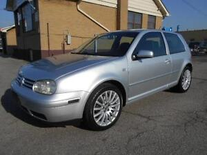 2004 VW Golf GTI 1.8T 5Speed Manual Leather Sunroof 2Dr Coupe