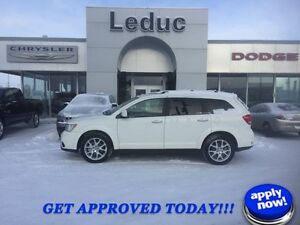 2015 Dodge Journey R/T 7 Passenger with Leather