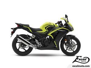 2016 Honda CBR300RAG ABS