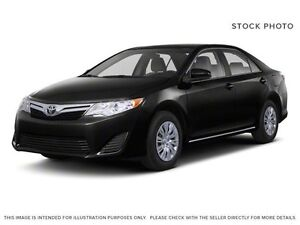 2012 Toyota Camry SE - Leather and Moonroof Package