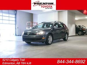 2011 Volkswagen Golf 2.5L, Comfortline, Wagon, 3M Hood, Heated S
