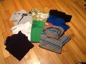 lot vêtements été garcon 5 ans # 2