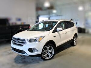 2017 Ford Escape TITANIUM LEATHER AWD GPS LOADED HAS IT ALL!!!!