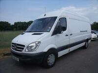 MERCEDES SPRINTER 313 CDI LWB - HIGH TOP White Manual Diesel, 2011