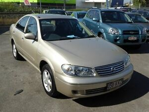 2005 Nissan Pulsar N16 MY04 ST-L Gold 4 Speed Automatic Sedan Strathpine Pine Rivers Area Preview