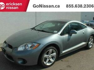 2007 Mitsubishi Eclipse GS: LOW KMS! POWER OPTIONS, AIR CONDITIO