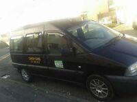 Fully Licenced taxi